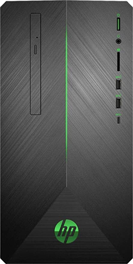 HP 2019 Newest High Performance Flagship Gaming Desktop (AMD 8-Core Ryzen 7  2700/4-Core Ryzen 5, AMD RX 580, 8GB/12GB/16GB/32GB RAM,