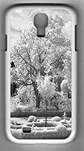 Samsung Note S4 CaseInfrared Tree In Bw PC Custom Samsung Note 2 Case Cover White