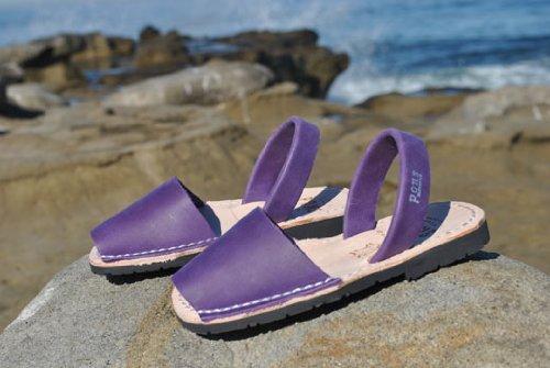 Avarca Pons Classic Kids Sandals - Violet - 31 ( US 13 )