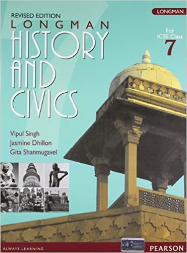 The Trail History And Civics For The Middle School Class 7 By