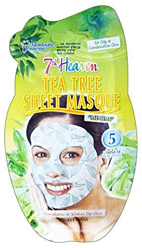Montagne Jennesse Tea Tree Face Spa