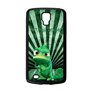 Design Snap-on Cute Cartoon Tangled Pascal Hard Plastic Protective Case Shell for Samsung Galaxy S4 Active i9295 Cover-1