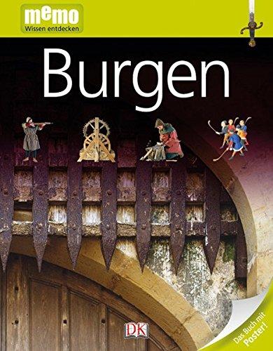 memo Wissen entdecken. Burgen: Das Buch mit Poster!