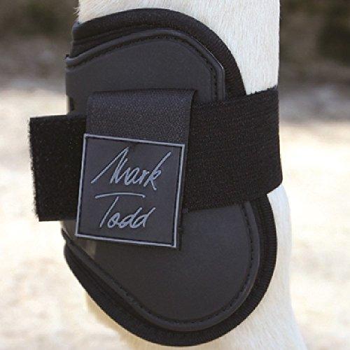 Neoprene Lined Fetlock Boots - Mark Todd Fetlock Boots (Full) (Black)