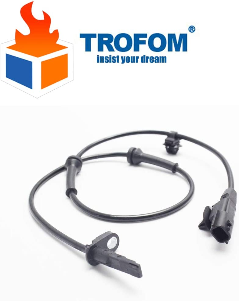 13- 1.2 1.5 DCI ABS WHEEL SPEED SENSOR FRONT 10- NOTE FITS NISSAN MICRA