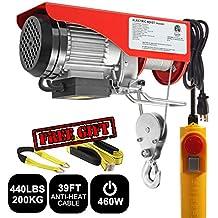 Amazon.com: Electric Hoists - Power Hoists: Industrial ... on