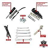 Pit Posse Motorcycle ATV Metric Tool Kit