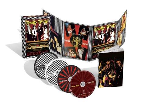 Budokan! 30th Anniversary DVD +3 CD's by Epic (Image #1)