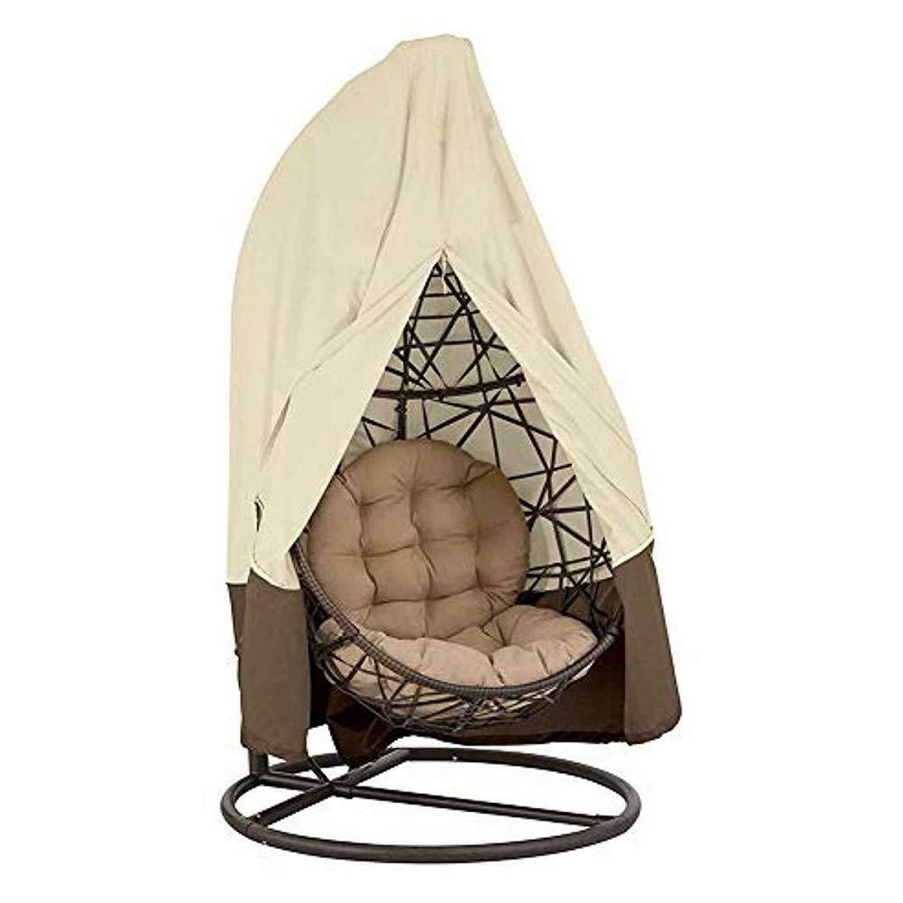 Miraculous Amazon Com Patio Hanging Chair Cover Waterproof Wicker Machost Co Dining Chair Design Ideas Machostcouk