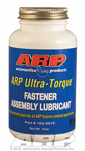 ARP 100-9910 Ultra Torque Assembly Lubricant - 10 oz. Brush Top ()