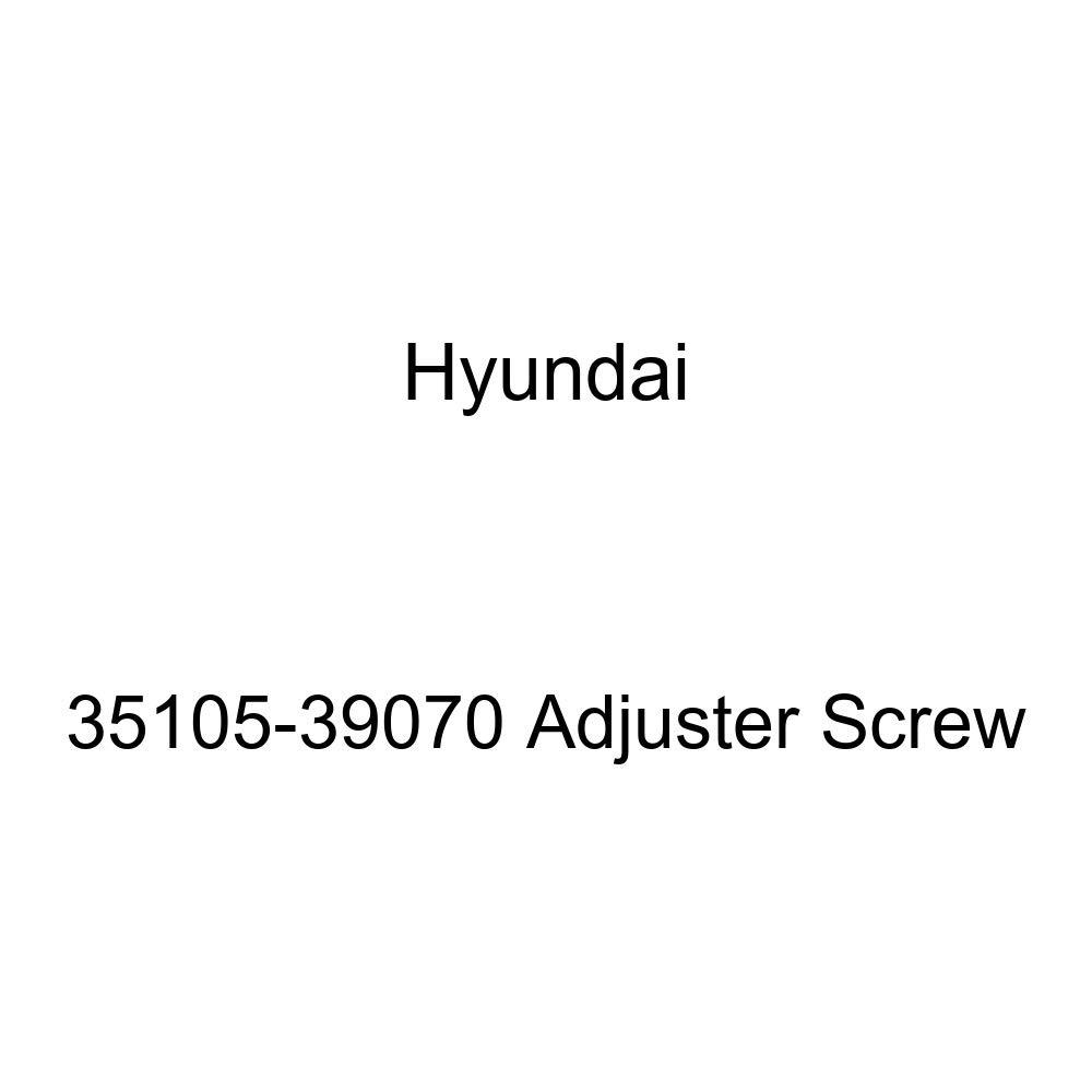 Genuine Hyundai 35105-39070 Adjuster Screw