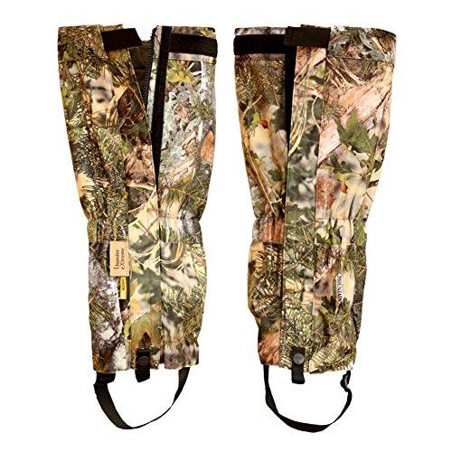 King's Camo TX Weather Pro Leg Gaiter, Mountain - Camouflage Leg Gaiters