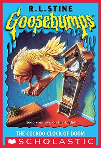 (Cuckoo Clock of Doom (Goosebumps #28))