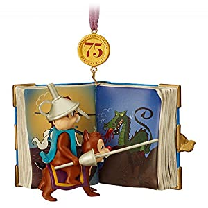 Disney Chip 'n Dale Legacy Sketchbook Ornament – Limited Release