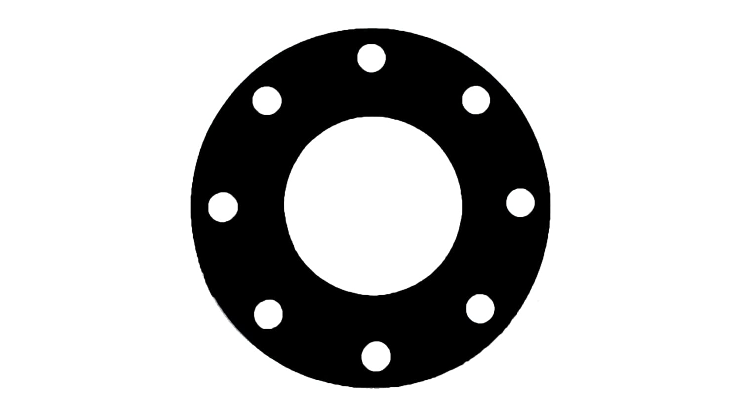 CFF7000T.1600.125.150X1 7000T Grafoil Full Face Gasket Pressure Class 150# 1//8 Thick Sterling Seal /& Supply Inc 16 Pipe Size Expanded Flexible Graphite 16 ID