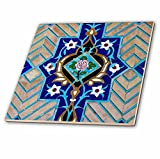 3dRose Danita Delimont - Artwork - Iran, Tehran, Niyavaran Palace Complex, Palace Of The Last Shah. - 8 Inch Glass Tile (ct_276823_7)