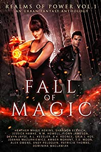 Fall Of Magic by T.D. Moon ebook deal