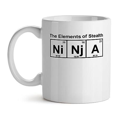 Amazon.com | The Element Of Stealth Ninja Cool Dream Cartoon ...