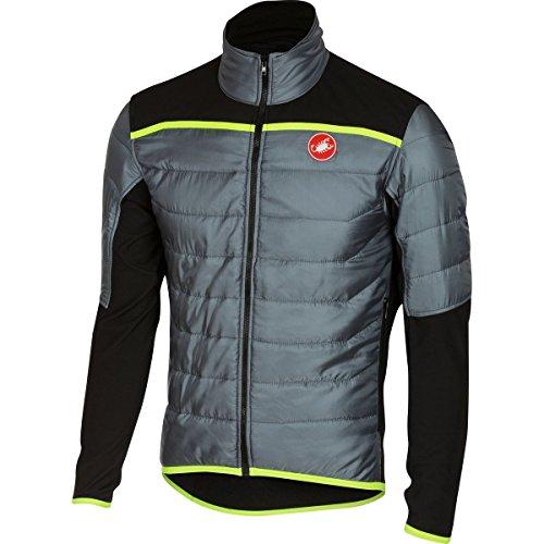 Castelli Cross Prerace Jacket - Men's Mirage/Black, M