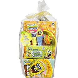 Frankford Nickelodeon SpongeBob SquarePants Easter Basket Variety Pack, 2.54 oz-Frankford Candy-97578
