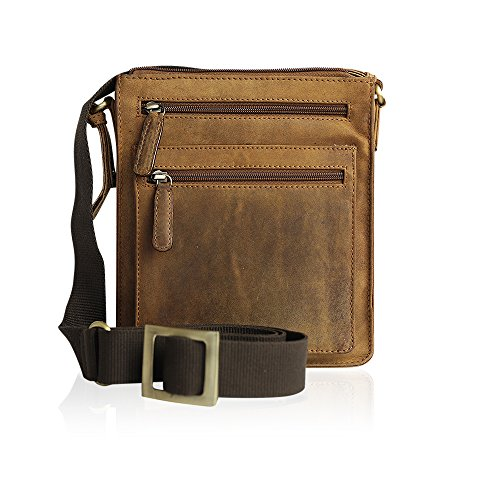 Shoulder Tan amp;jandura Bag Jenes Men's qvwaPq8