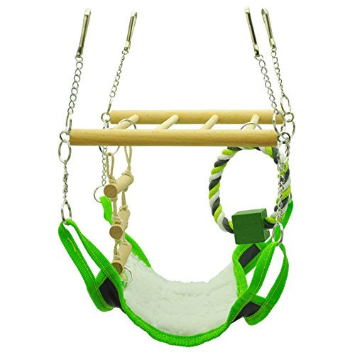 Niteangel Hamster and Gerbil Hammock, Suspension Bridge
