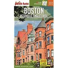 BOSTON NOUVELLE ANGLETERRE 2018-2019 + OFFRE NUMÉRIQUE + PLAN