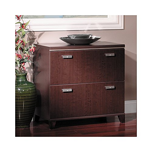 Tuxedo Lateral File Cabinet by Bush Furniture