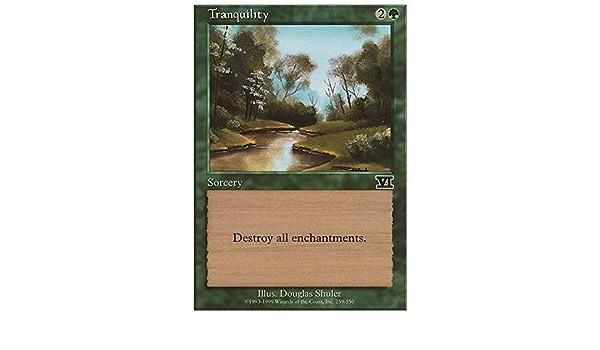 4x Tranquility MTG 6th Edition Classic NM Magic Regular