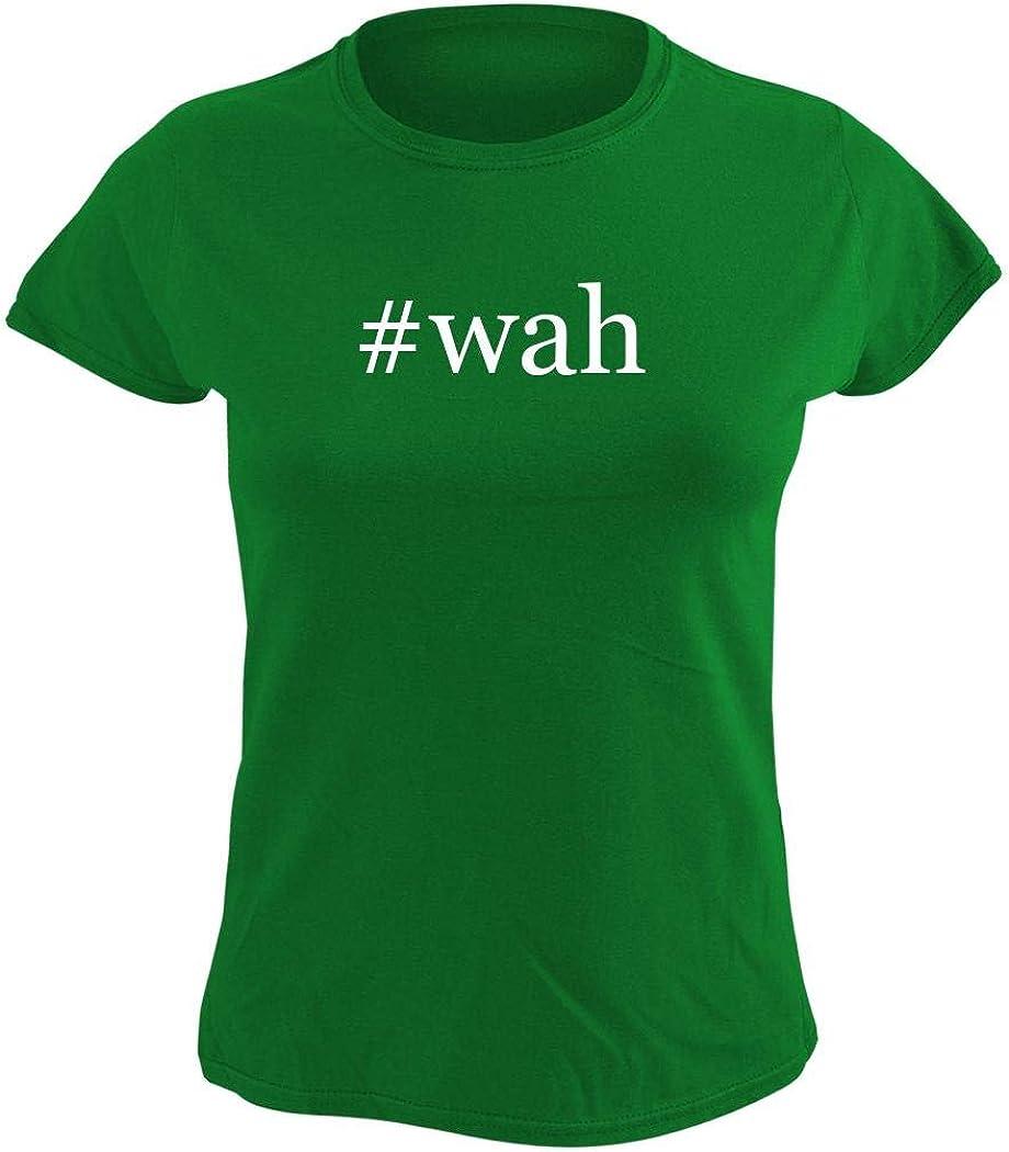#wah - Women\'s Hashtag Graphic T-Shirt, Green, Small 51U8FoEo2XL