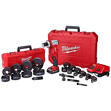 Milwaukee 2677-23 M18 Forcelogic 6T Knockout 1/2 in. - 4 in.