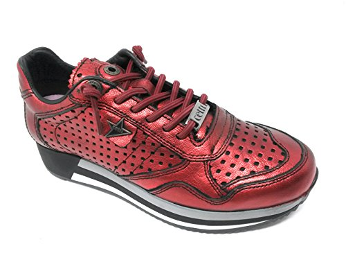 Cetti Women's Trainers Bordeaux Red gZ6XBfUf9