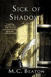 Sick of Shadows: An Edwardian Murder Mystery (Edwardian Murder Mysteries Book 3)