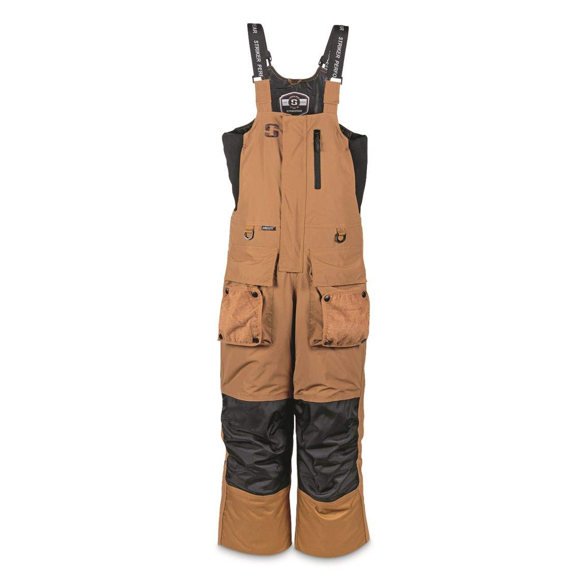 Striker Ice PANTS メンズ B075V9RYJ8 Medium|ブラウン ブラウン Medium
