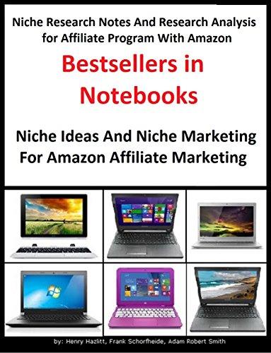 affiliate niche ideas