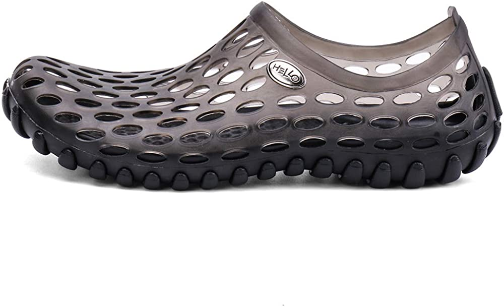 ALEADER Mens Pull-On Water Shoes