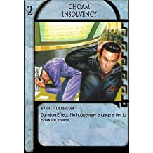 DUNE CCG EYE OF THE STORM CHOAM INSOLVENCY 38R