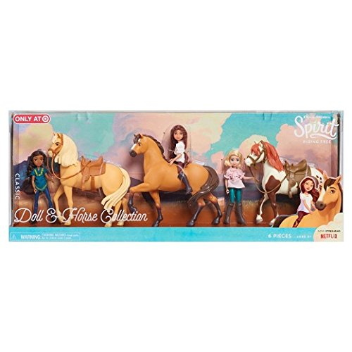 Spirit Exclusive 3 Horse Boxed Set - Exclusive Boxed Set