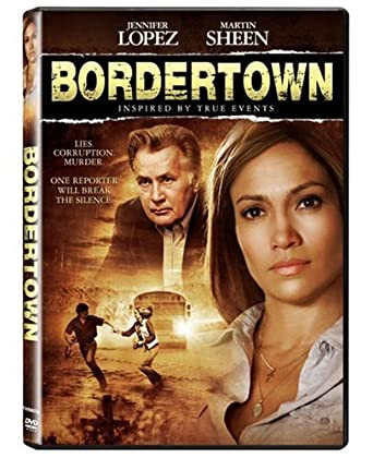 Bordertown Amazonde Dvd Blu Ray