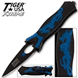 Tiger USA Xtreme Dragon's Edge Trigger Assisted Pocket Knife Review