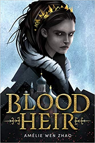 Zhao, A: Blood Heir: Amazon.es: Zhao, Amelie Wen: Libros en idiomas extranjeros