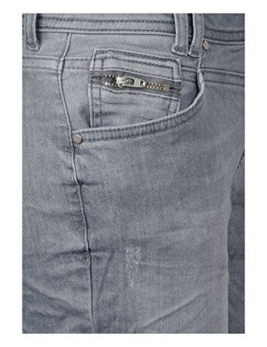 grey 11400 Donna Jeans Wash Grigio One Street Slim BwRqZaa