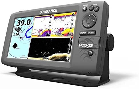 Lowrance Localizador Plotter Hook-9: Amazon.es: Electrónica