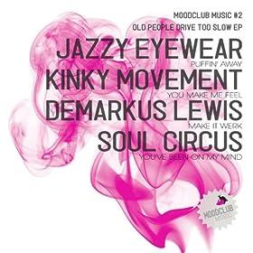 Jazzy Eyewear - Kinky Girl E.P.