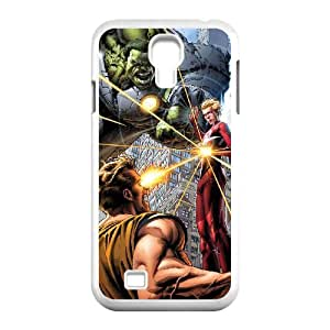 WAKEUP Customized Avengers Marvel Pattern Protective Case for Samsung Galaxy S4 I9500 Phone Case