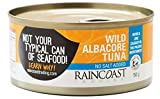 Raincoast Trading Solid White Albacore Tuna - No Salt, 150g (Pack of 12)