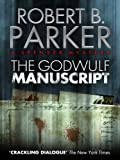 Front cover for the book The Godwulf Manuscript by Robert B. Parker
