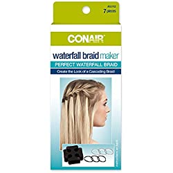 Conair Waterfall Braid Maker - 7 Pcs.