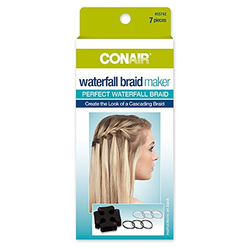 Conair Waterfall Braid Maker Pcs