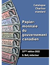 Papier monnaie du gouvernement canadien 2022 (33ieme ed.)
